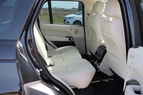 Land Rover Range Rover Vogue TDV6 10