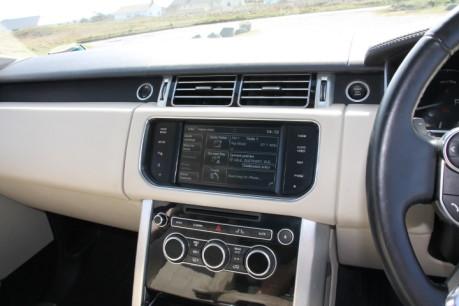 Land Rover Range Rover Vogue TDV6 15