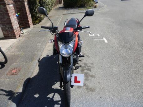 Yamaha YS125 4