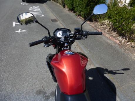 Yamaha YS125 6