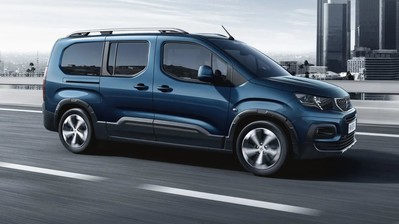 Peugeot Rifter Estate 1.5 BlueHDi 100 Allure