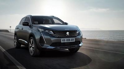 Peugeot 3008 Estate 1.5 BlueHDi Active Premium