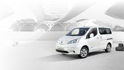 Nissan E-NV200 Evalia Electric Estate 80kW 40kWh Auto