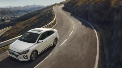 Hyundai Ioniq Electric 100Kw Premium 38Kwh