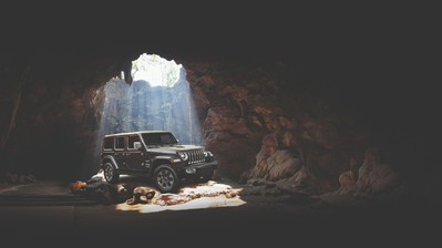 Jeep Wrangler Hard Top Special Edition Night Eagle