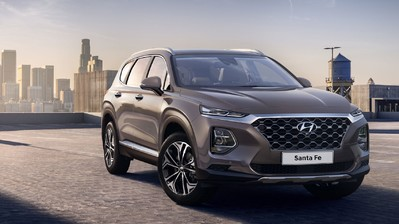 Hyundai Santa Fe 2.2 Crdi Premium Se