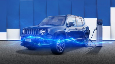 Jeep Renegade 4xe PHEV Limited Auto*