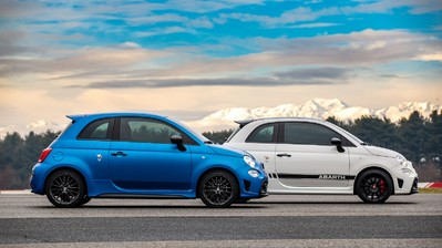 Abarth 595 Special Edition 1.4 T-Jet 145 70th Anniversary