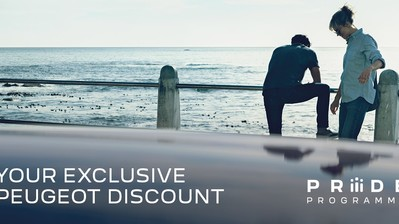 Peugeot PRIDE Programme