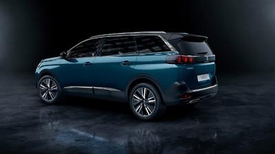 Peugeot 5008 Estate 1.5 BlueHDi