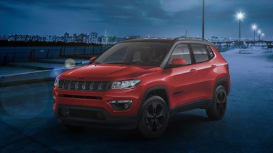 Jeep Compass SW Special Editions Multiair Night Eagle