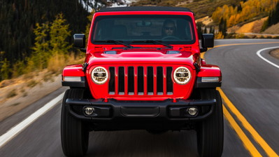Jeep Wrangler Special Edition 80th Anniversary