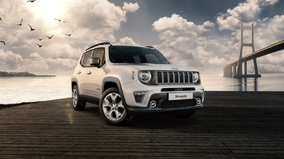 Jeep Renegade 1.3 T4 GSE Longitude DDCT