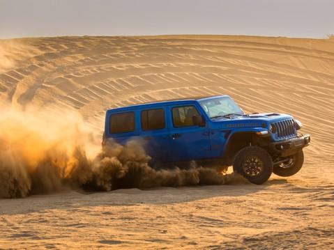 Jeep Wrangler GME Rubicon