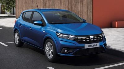 Dacia Sandero 1.0 TCe Bi-Fuel Comfort