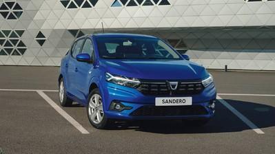 Dacia Sandero 1.0 TCe Comfort