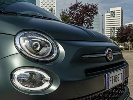 Fiat 500 / 500e