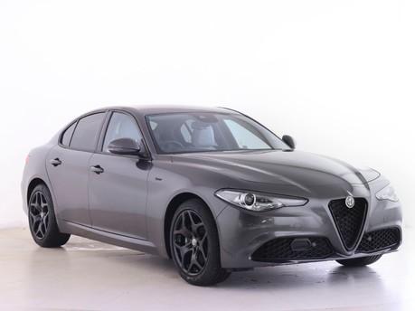 Alfa Romeo Giulia 2.0 TB Sprint 4dr Auto [DAP+] Saloon
