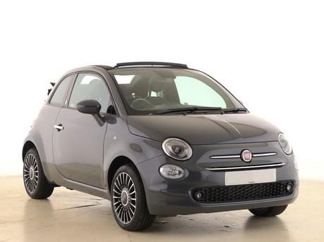 Fiat 500 C 1.0 Mild Hybrid Launch Edition
