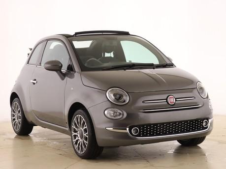 Fiat 500 C 1.0 Mild Hybrid Star
