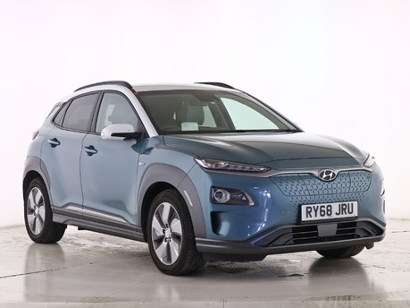 Hyundai Kona  150kW Premium SE 64kWh 5dr Auto Hatchback