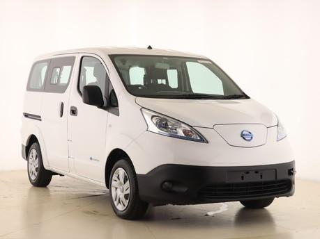 Nissan E-NV200 80kW Acenta Nav 40kWh 5dr Auto [7 seat] Estate