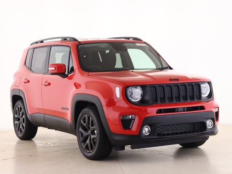 Jeep Renegade 1.0 T3 Night Eagle 5dr Hatchback