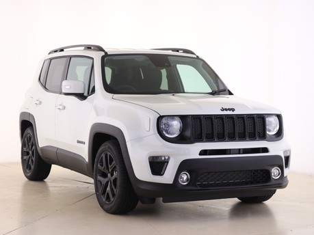 Jeep Renegade 1.3 T4 GSE Night Eagle II 5dr DDCT Hatchback