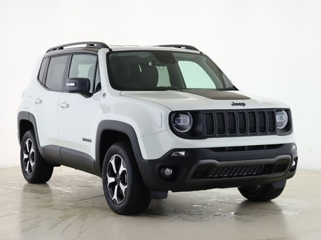 Jeep Renegade 1.3 Turbo 4xe PHEV 240 Trailhawk 5dr Auto Hatchback