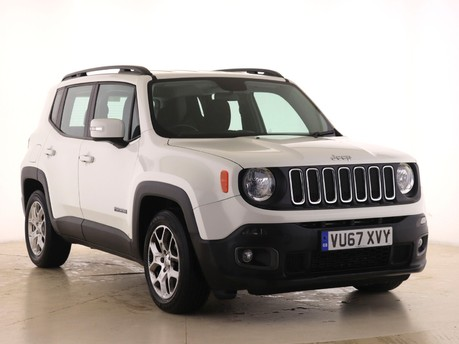 Jeep Renegade 1.6 Multijet Longitude 5dr DDCT Hatchback