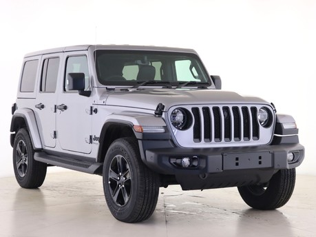 Jeep Wrangler 2.0 Night Eagle 4dr Auto8 Hardtop