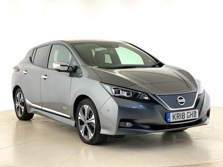 Nissan Leaf 110kW Tekna 40kWh 5dr Auto Hatchback