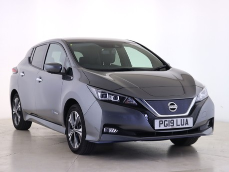 Nissan Leaf 160kW e+ Tekna 62kWh 5dr Auto Hatchback