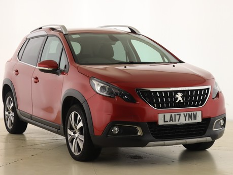 Peugeot 2008 1.2 PureTech 110 Allure 5dr EAT6 Estate