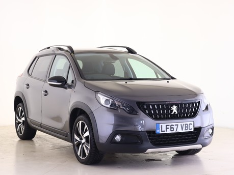 Peugeot 2008 1.2 PureTech 110 GT Line 5dr EAT6 Estate