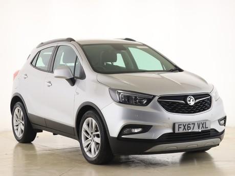 Vauxhall Mokka X 1.4T Design Nav 5dr Auto Hatchback