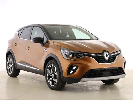 Renault Captur 1.0 TCE 100 S Edition 5dr Hatchback