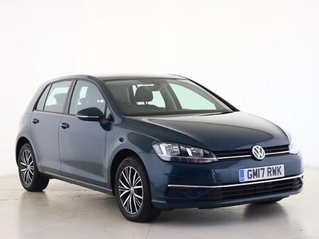 Volkswagen Golf SE NAVIGATION TSI BLUEMOTION TECHNOLOGY DSG
