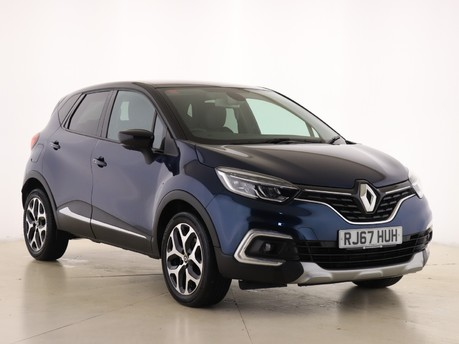 Renault Captur 1.2 TCE 120 Signature X Nav 5dr EDC Hatchback