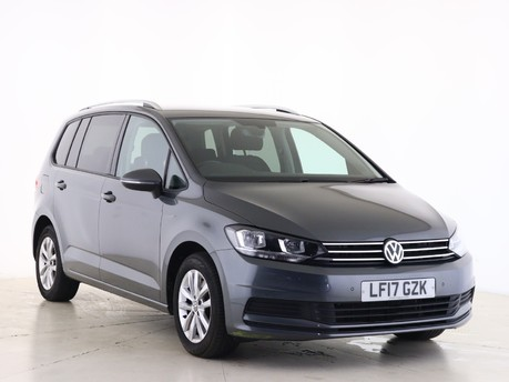 Volkswagen Touran SE TDI BLUEMOTION TECHNOLOGY DSG