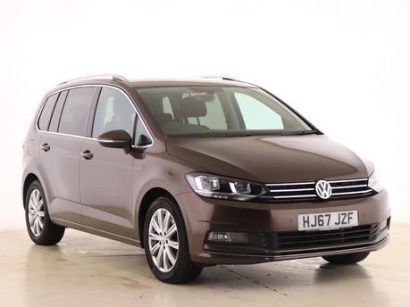 Volkswagen Touran SEL TSI BLUEMOTION TECHNOLOGY DSG