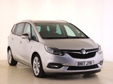 Vauxhall Zafira 1.4T SRi 5dr Estate