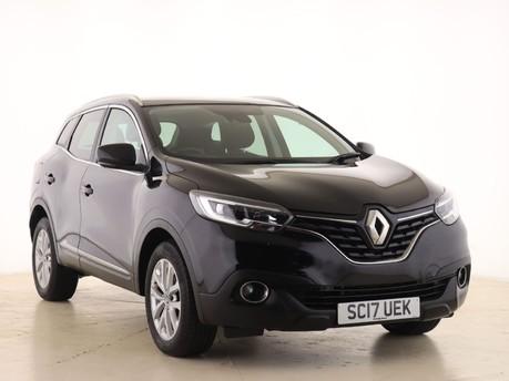 Renault Kadjar 1.2 TCE Dynamique Nav 5dr Hatchback