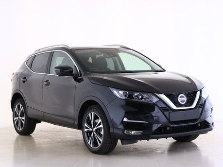 Nissan Qashqai 1.5 dCi [115] N-Connecta 5dr DCT [Glass Roof Pack] Hatchback