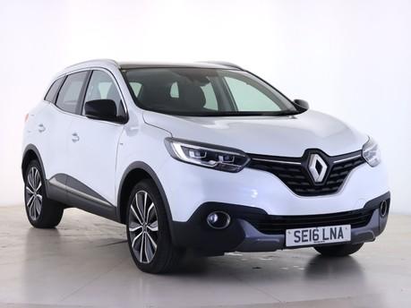 Renault Kadjar 1.5 dCi Signature Nav 5dr Hatchback