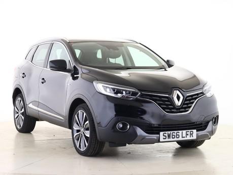 Renault Kadjar 1.6 dCi Signature Nav 5dr 4WD Hatchback