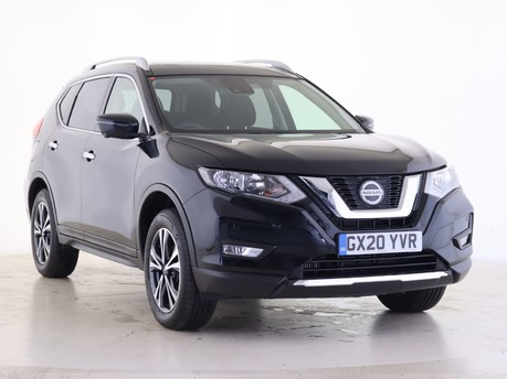 Nissan X-Trail 1.3 DiG-T N-Connecta 5dr DCT Station Wagon