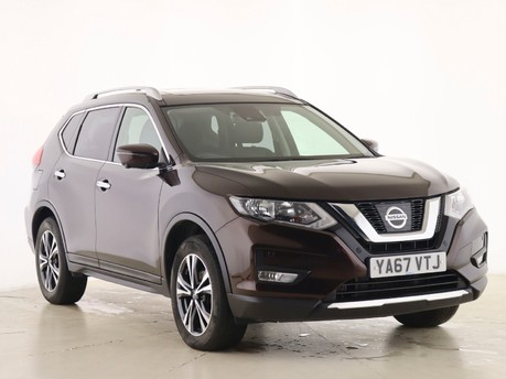 Nissan X-Trail 1.6 dCi N-Connecta 5dr Station Wagon