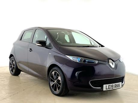 Renault Zoe SIGNATURE NAV BATTERY LEASE