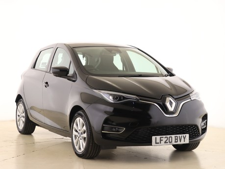 Renault Zoe 100KW i Iconic R135 50KWh Rapid Charge 5dr Auto Hatchback